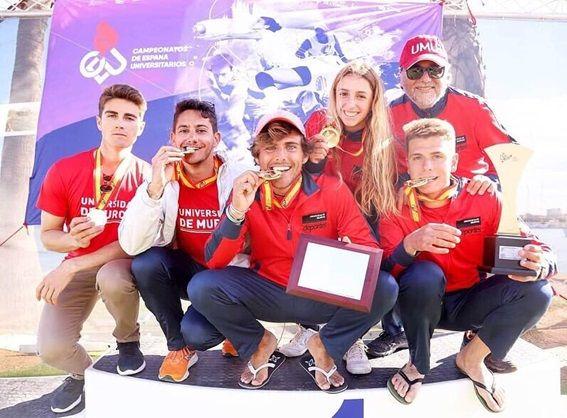 La UMU cierra su participación en los Campeonatos de España Universitarios con un éxito sin precedentes - 1, Foto 1