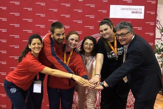 La UMU cierra su participación en los Campeonatos de España Universitarios con un éxito sin precedentes - 3, Foto 3