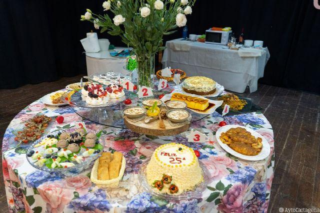 Pozo Estrecho celebró con buena gastronomía el XXV aniversario del Concurso de Cocina - 1, Foto 1