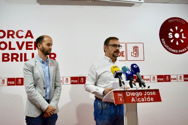 La recuperación del IMJUDE, un plan de mejora de infraestructuras deportivas en barrios y pedanías, y la implantación del TAFAD, entre las medidas del PSOE para que Lorca vuelva a ser referente deportivo - 1, Foto 1