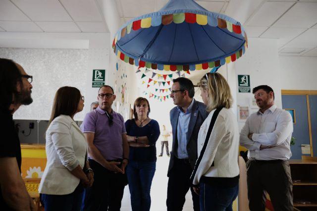 Diego Conesa se compromete a crear 9.000 plazas de educación de 0 a 3 años en cuatro años y aumentar la inversión hasta el 5 por ciento del PIB - 1, Foto 1