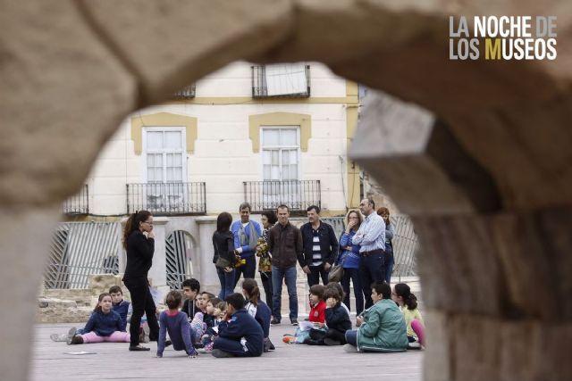 El Museo Teatro Romano de Cartagena abrirá durante 15 horas seguidas por el Día Internacional de los Museos - 1, Foto 1