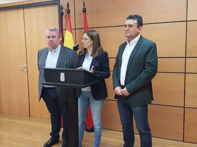 El PSOE insiste en que el caso de votos a cambio de trabajo en El Raal es la forma habitual de actuar del PP al completo - 1, Foto 1