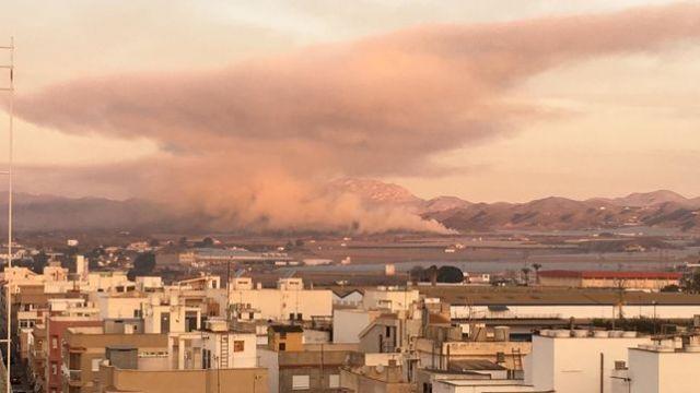 IU-Verdes de Águilas propone el desarrollo del proyecto Agroa como alternativa a las quemas agrícolas - 1, Foto 1