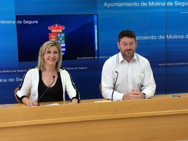 El presupuesto del Ayuntamiento de Molina de Segura para el año 2019 es de 63.363.001 euros, un 5,24% más elevado que el año anterior - 1, Foto 1