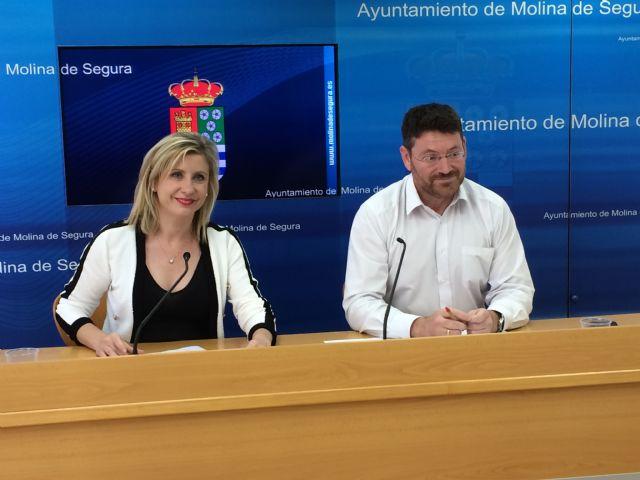 El presupuesto del Ayuntamiento de Molina de Segura para el año 2019 es de 63.363.001 euros, un 5,24% más elevado que el año anterior - 2, Foto 2