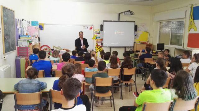 D´Genes sensibiliza sobre las enfermedades raras a los alumnos del colegio San Cristóbal de Aledo - 4, Foto 4