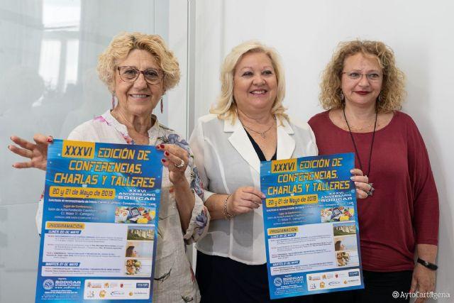Arranca la XXXVI edición del ciclo de conferencias de Sodicar con una conferencia sobre el cáncer de piel y un taller de compra saludable - 1, Foto 1
