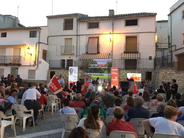 Pepe Moreno: Hemos imprimido seriedad a la gestión municipal y no nos conformamos con reducir la descomunal deuda - 1, Foto 1
