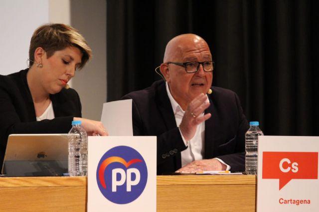 Cs Cartagena anuncia que si llega al Gobierno acabará con los dedazos y los enchufismos en los puestos de alta dirección - 1, Foto 1