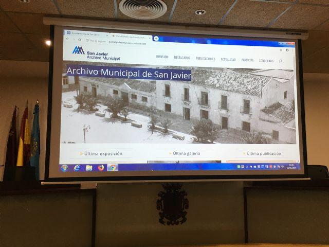 El Archivo municipal estrena portal web donde se podrán consultar  sus  fondos documentales - 2, Foto 2