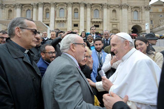 El I Encuentro del Observatorio Mundial de la Familia concluye con la Audiencia Papal - 1, Foto 1