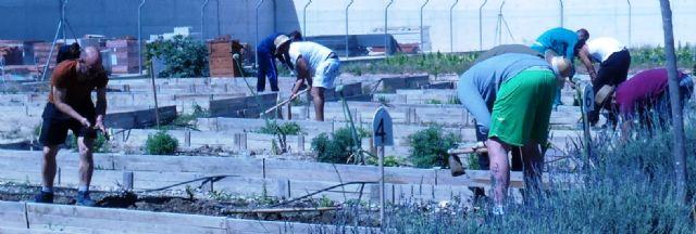 El CIFEA , con los templarios de Jumilla, entran en la cárcel de Campos del Río - 1, Foto 1