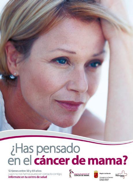 Vuelve a Las Torres de Cotillas un año más la campaña de prevención del cáncer de mama - 1, Foto 1