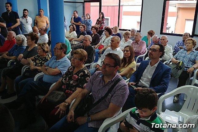 Reunión Plataforma Línea de Alta Tensión ADIF Ñorica-Lébor, Foto 5