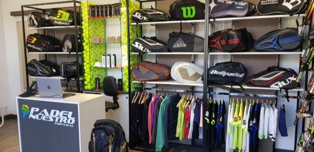 Padel Nuestro estrena nuevo servicio de recogida en tienda física para las compras que se realicen en su eCommerce - 1, Foto 1