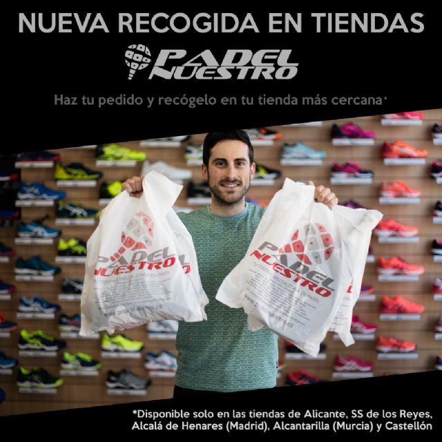 Padel Nuestro estrena nuevo servicio de recogida en tienda física para las compras que se realicen en su eCommerce - 3, Foto 3