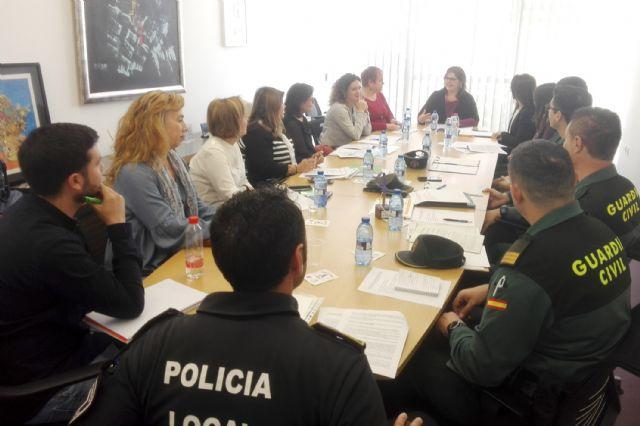 El Ayuntamiento de Las Torres de Cotillas celebra su mesa anual de coordinación contra la violencia de género - 1, Foto 1