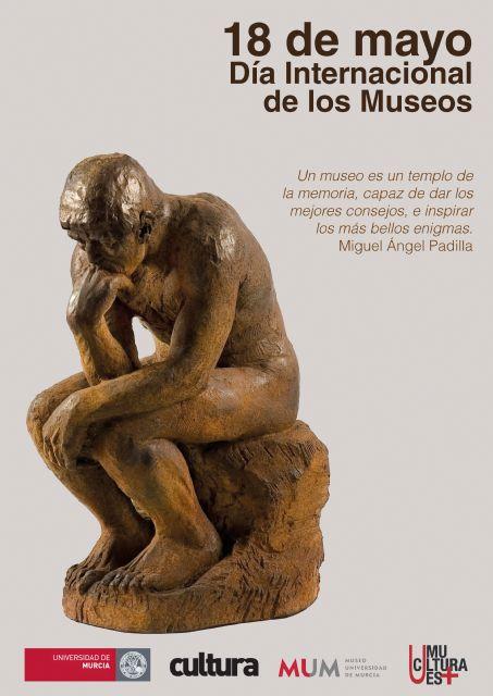 La Universidad de Murcia celebra el próximo lunes el Día Internacional de los Museos con una muestra virtual - 1, Foto 1