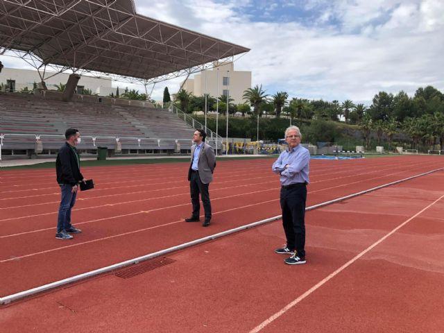 Monte Romero se prepara para el atletismo - 1, Foto 1