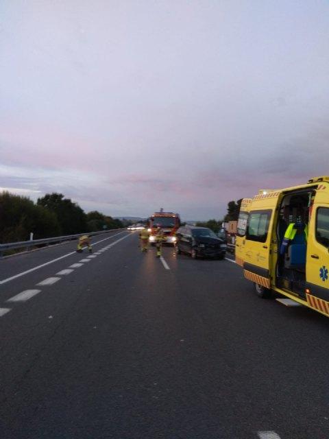 Accidente de tráfico múltiple en la A-30 en Molina de Segura - 2, Foto 2