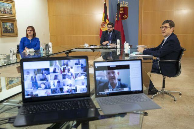 El Gobierno regional reactiva el lunes doce conexiones de autobuses interurbanos