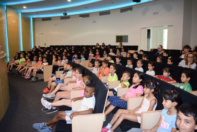 Mil escolares participan en las XX jornadas de educación vial, Foto 1