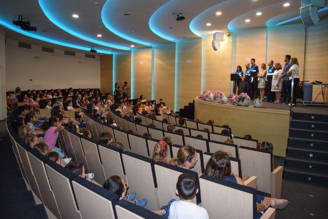 Mil escolares participan en las XX jornadas de educación vial, Foto 2