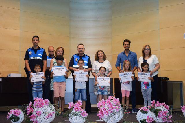 Mil escolares participan en las XX jornadas de educación vial - 4, Foto 4