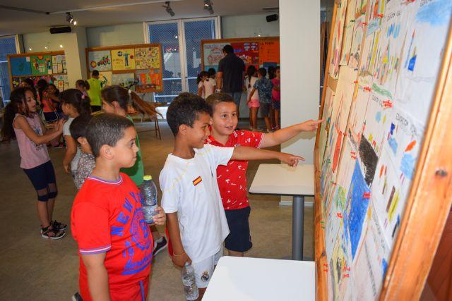 Mil escolares participan en las XX jornadas de educación vial, Foto 5