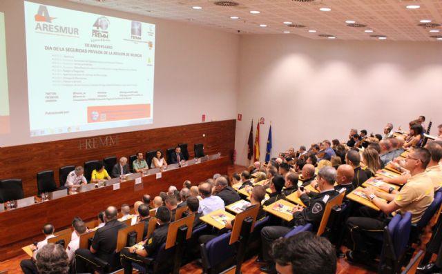 Los profesionales de la seguridad privada y pública refuerzan su colaboración para luchar contra el terrorismo yihadista, Foto 1