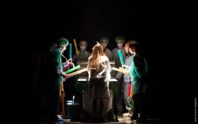 El colegio Severo Ochoa y la escuela de teatro de Alhama ganan los premios Buero de teatro joven, de la fundación Coca-Cola en Murcia, Foto 1