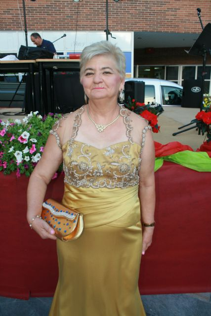 Julia Martínez is crowned as the new queen of the Elderly Parties of the Municipal Center of the Plaza Balsa Vieja, Foto 6