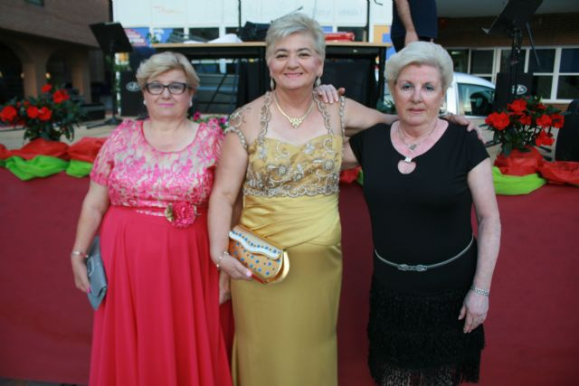 Julia Martínez is crowned as the new queen of the Elderly Parties of the Municipal Center of the Plaza Balsa Vieja, Foto 8