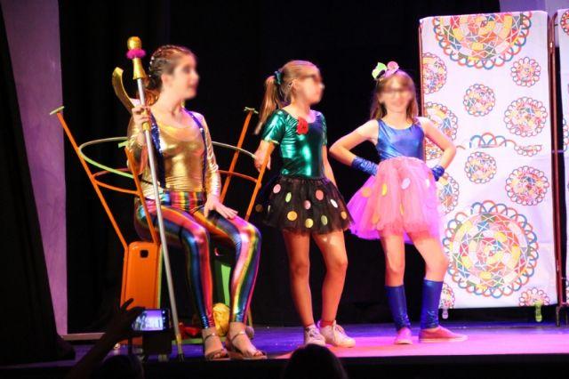 Segunda jornada de muestras fin de curso de los talleres municipales de teatro, Foto 1