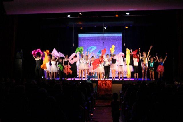 Segunda jornada de muestras fin de curso de los talleres municipales de teatro, Foto 2