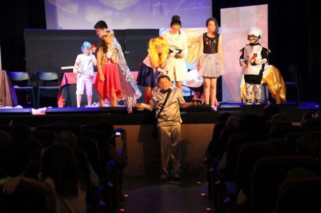 Segunda jornada de muestras fin de curso de los talleres municipales de teatro, Foto 3