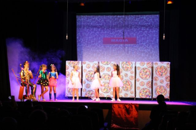 Segunda jornada de muestras fin de curso de los talleres municipales de teatro, Foto 5