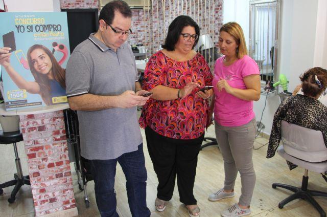 Ayuntamiento y comerciantes animan a comprar en el municipio con la campaña #YoSiComproenSanPedro - 1, Foto 1