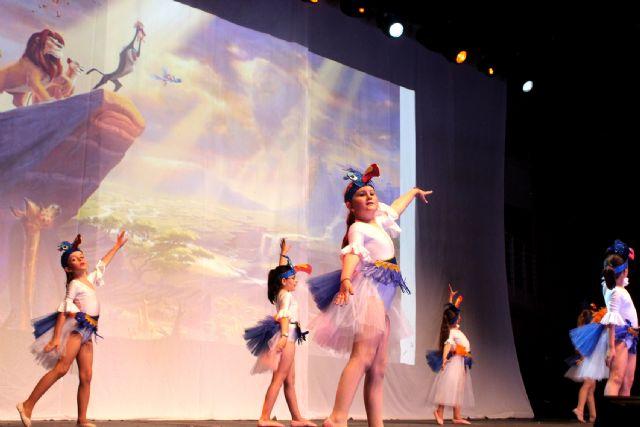 Puerto Lumbreras acoge un Festival de Danza inspirado en el Rey León - 1, Foto 1