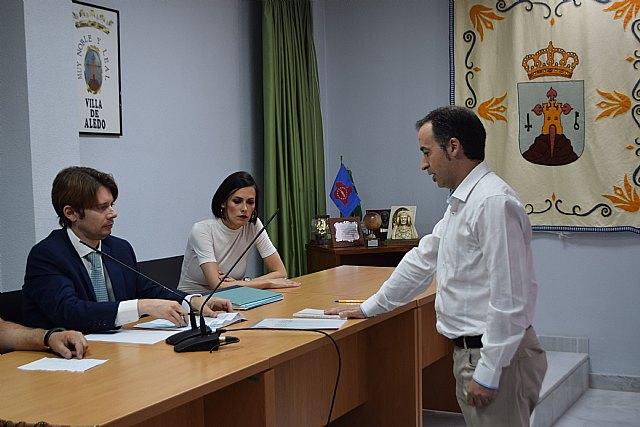 Francisco Javier Andreo, elegido alcalde de Aledo - 1, Foto 1