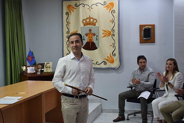 Francisco Javier Andreo, elegido alcalde de Aledo - 2, Foto 2