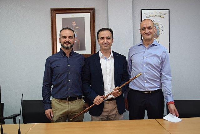 Francisco Javier Andreo, elegido alcalde de Aledo - 3, Foto 3