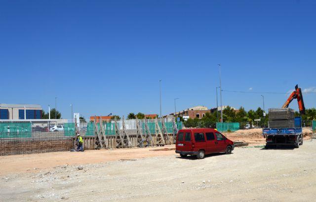 Arrancan las obras para mejorar el polideportivo municipal, que cuentan con una inversión de casi un millón de euros - 1, Foto 1