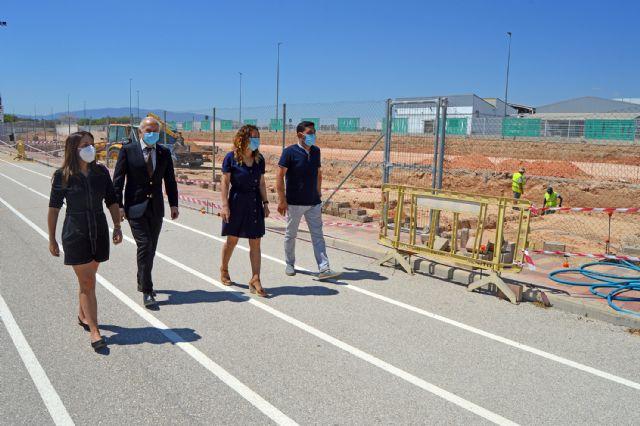 Arrancan las obras para mejorar el polideportivo municipal, que cuentan con una inversión de casi un millón de euros - 2, Foto 2