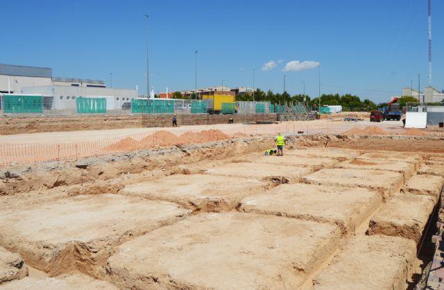 Arrancan las obras para mejorar el polideportivo municipal, que cuentan con una inversión de casi un millón de euros - 3, Foto 3