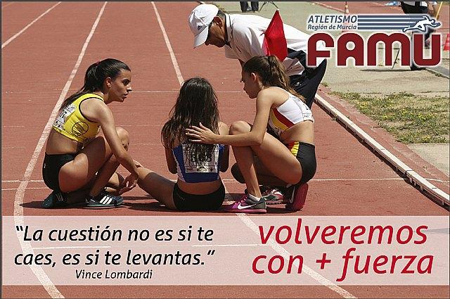 El atletismo nacional, con fecha de vuelta - 1, Foto 1