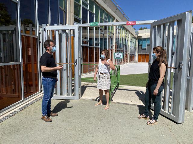 Las bibliotecas públicas municipales de Torre Pacheco y Roldán abren al público - 3, Foto 3
