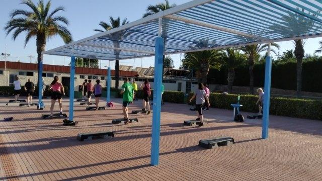 Comienzan las clases de Gimnasia de Mantenimiento en el Polideportivo Municipal 6 de Diciembre - 2, Foto 2