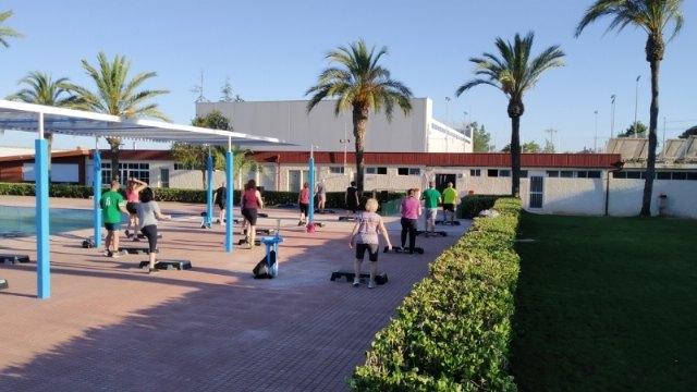 Comienzan las clases de Gimnasia de Mantenimiento en el Polideportivo Municipal 6 de Diciembre - 3, Foto 3